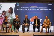 Similac Eye-Q Plus - sữa công thức đầu tiên ở Việt Nam có bổ sung HMO