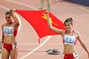 VĐV điền kinh Nguyễn Thị Huyền tiết lộ bí quyết thành công
