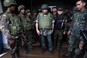 Philippines điều thêm quân đến Marawi đối phó phiến quân Maute
