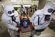 Nhật Bản diễn tập phòng chống tấn công bằng vũ khí hóa học sarin