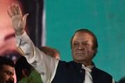 Cựu Thủ tướng PakistanNawaz Sharif có mặt tại tòa xét xử tham nhũng