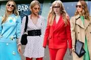 Năm điểm sáng street style tại tuần lễ thời trang London Xuân Hè 2018