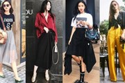 Học cách ''lên đồ'' thời thượng, cá tính của quý cô thời trang Việt