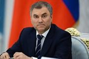 Nga hủy chuyến thăm của các nghị sỹ tới Mỹ do vụ gỡ bỏ quốc kỳ