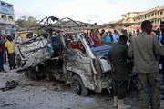 Đánh bom tại trung tâm thủ đô Somalia, ít nhất 20 người thiệt mạng