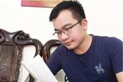 Lập tủ sách mang tên Đinh Hữu Dư: Viết tiếp ước mơ còn dang dở