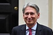 Bộ trưởng Tài chính Anh: Các cuộc đàm phán Brexit mang tính xây dựng