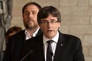 Tòa án Tây Ban Nha: Luật trưng cầu dân ý của Catalonia vô giá trị