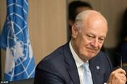 Liên hợp quốc và Nga thúc đẩy chấm dứt xung đột ở Syria