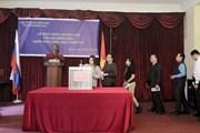 Đại sứ quán Việt Nam tại Nga phát động ủng hộ đồng bào lũ lụt