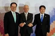 Bộ trưởng Hàn, Mỹ, Nhật nhất trí gây sức ép tối đa với Triều Tiên