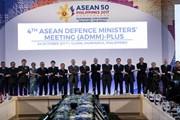 ADMM+ nhấn mạnh vai trò của ASEAN trong cấu trúc an ninh khu vực