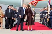 Đệ nhất Phu nhân Melania Trump ''đốn tim'' tín đồ thời trang thế giới