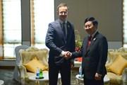 Các nước mong muốn tăng cường quan hệ hợp tác nhiều mặt với Việt Nam