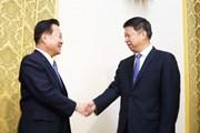 Đặc phái viên của ông Tập Cận Bình kết thúc chuyến thăm Triều Tiên