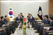 Việt-Hàn thúc đẩy ký kết hiệp định tương trợ tư pháp trong thương mại