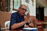 Phó Tổng thống Ecuador nhận án tù vì tham ô hàng triệu USD
