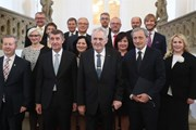 Séc: Chính phủ mới ưu tiên chống tham nhũng và giải quyết nhập cư