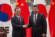 Triều Tiên lên án chuyến thăm Trung Quốc của Tổng thống Moon Jae-in