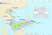 [Video] Bão Kai-tak đang tiến gần khu vực Biển Đông
