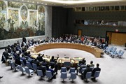 [Video] Hội đồng Bảo an bỏ phiếu nghị quyết mới về Jerusalem