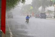 Liên tục xuất hiện mưa trái mùa tại Thành phố Hồ Chí Minh