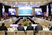 Tổng Bí thư tiếp các trưởng đoàn tham dự Hội nghị APPF-26