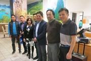 Hội golf của người Việt tại Hungary họp đại hội lần thứ ba