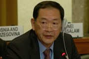 Triều Tiên và Mỹ tranh cãi tại hội nghị giải trừ quân bị ở Geneva