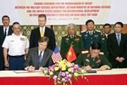 Việt Nam và Hoa Kỳ ký bản ghi nhận ý định xử lý dioxin tại Biên Hòa