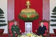 Việt Nam coi Nga là đối tác ưu tiên trong hợp tác kỹ thuật quân sự