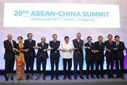 Trung Quốc-ASEAN quyết tâm hoàn tất bộ quy tắc ứng xử trên Biển Đông