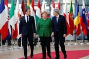 Hội nghị thượng đỉnh EU chia rẽ vì vấn đề ngân sách hậu Brexit
