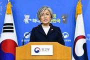 Ngoại trưởng Hàn Quốc kêu gọi Quốc hội Mỹ tiếp tục ủng hộ nước này