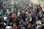 Hơn 30 dân thường thiệt mạng do không kích tại Đông Ghouta