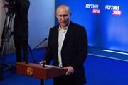 Chủ tịch Trung Quốc chúc mừng ông Putin tái đắc cử Tổng thống Nga