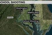 Mỹ: Lại xảy ra nổ súng tại một trường trung học ở Maryland