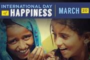 Những điều có thể bạn chưa biết về Ngày quốc tế Hạnh phúc