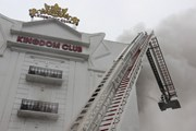 Cháy quán karaoke lớn nhất thành phố Hà Tĩnh, nghi do chập điện