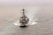 Tàu khu trục của Mỹ lên đường tiến tới bờ biển Syria