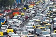 Ấn Độ thiệt hại 22 tỷ USD mỗi năm do ùn tắc giao thông giờ cao điểm