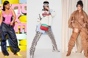 Rihanna tỏa sáng tại Coachella với phong cách không thể đụng hàng