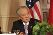 Đại sứ Trung Quốc nhấn mạnh vai trò của quan hệ ổn định với Mỹ