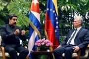 Venezuela và Cuba cam kết thúc đẩy quan hệ vì lợi ích nhân dân 2 nước