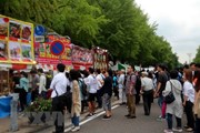 Thưởng thức ẩm thực, nghệ thuật đặc sắc tại Lễ hội Việt Nam ở Nhật Bản