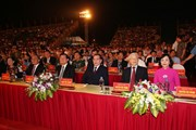 Tổng Bí thư Nguyễn Phú Trọng dự kỷ niệm 1050 năm Nhà nước Đại Cồ Việt