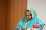 Thủ tướng Bangladesh Sheikh Hasina thăm chính thức Australia