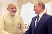 Thủ tướng Ấn Độ tới Nga tham dự cuộc họp thượng đỉnh không chính thức