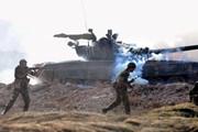 Nga thảo luận về việc phối hợp diễn tập quân sự chung với Lào