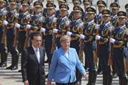 Trung Quốc-Đức nhấn mạnh quan hệ thương mại song phương